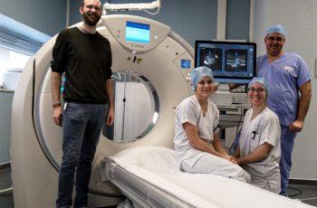 Article : La Rochelle Hospital chooses CT-Navigation™