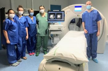 Article : CHU Lille kick-starts usage of CT-Navigation™