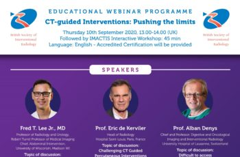 Article : Register Now! For the educational webinar programme by BSIR