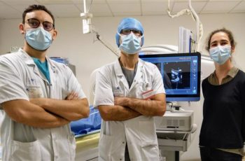 Article : Tenon est le 7ème hôpital de l'AP-HP équipé avec CT-Navigation™